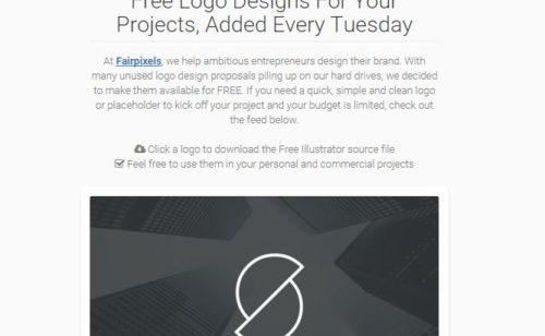 Logodust   logos libres droits gratuits chaque mardi