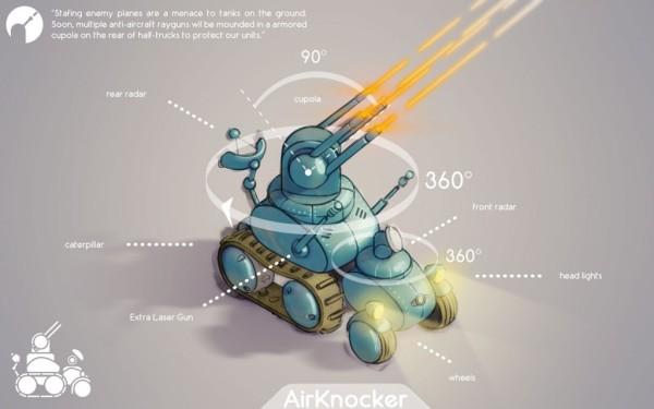 AirKnocker