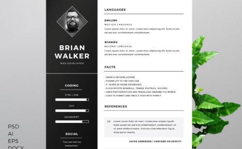 18 modèles CV créatifs gratuits