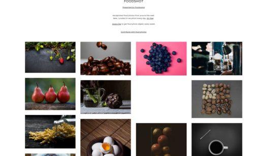 Foodshot   bibliothèque photos nourriture gratuites libres droits