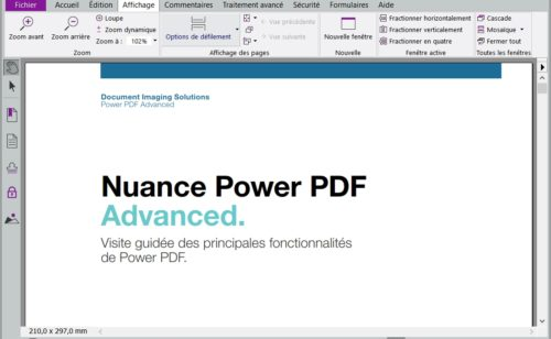 Power PDF   logiciel créer  convertir modifier documents PDF