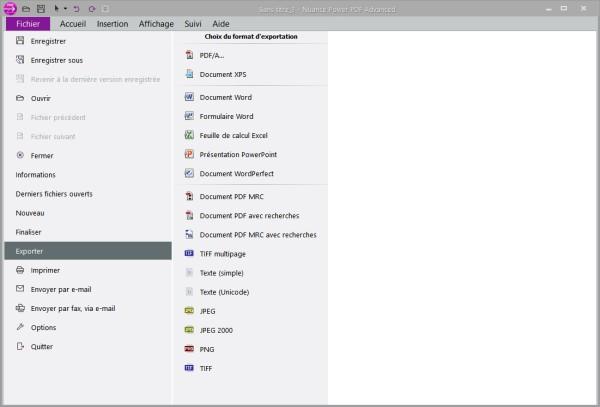 convertisseur de fichiers pdf