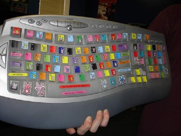 clavier-stickers