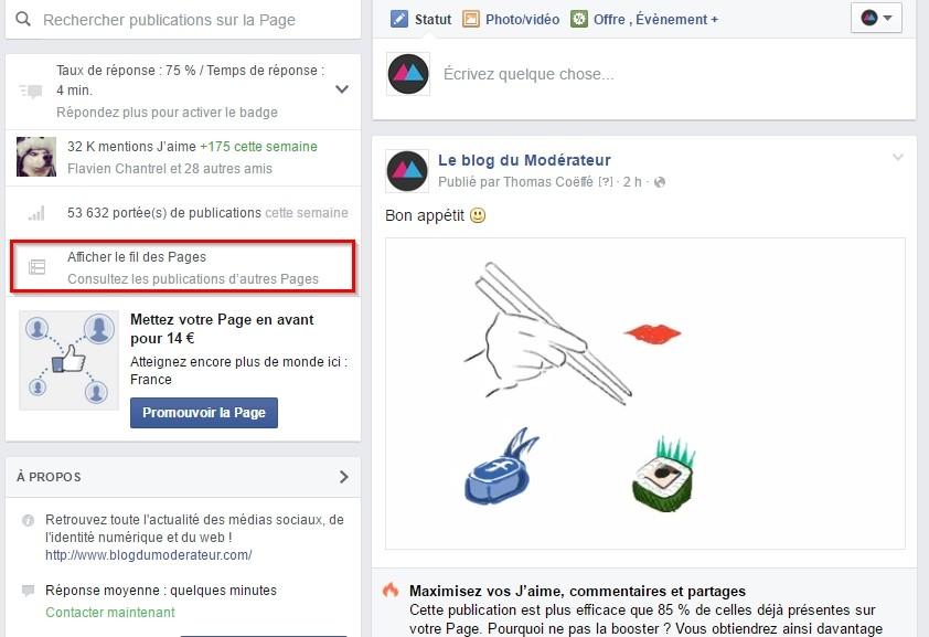 Comment continuer à utiliser Facebook