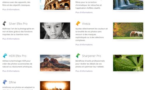 Retouche photo   suite Google Nik Collection devient gratuite
