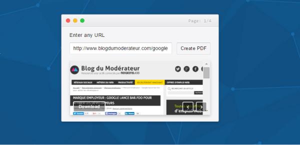 Pdflayer Convertir Une Page Web En Fichier Pdf Bdm