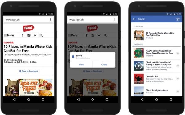 Facebook-Save-Button