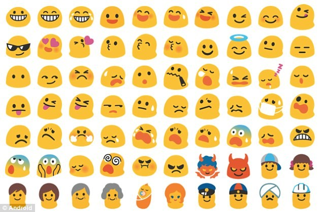 how to get iphone emojis on android actualit 233 s web de la semaine instant articles emojis 20092