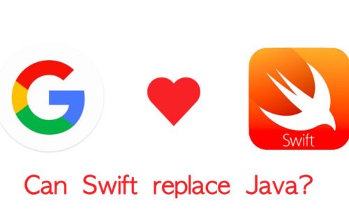 Google envisage d'adopter Swift  langage programmation d'Apple  Android
