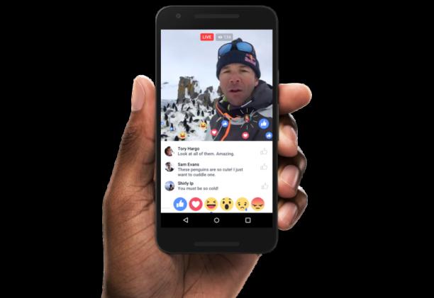Facebook Live ajoute deux nouvelles fonctionnalités pour une expérience encore plus collective