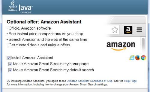 Comment supprimer Amazon Web Search Amazon Assistant navigateur