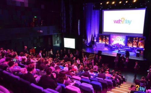 Web2day   festival numérique revient 15  16 17 juin Nantes