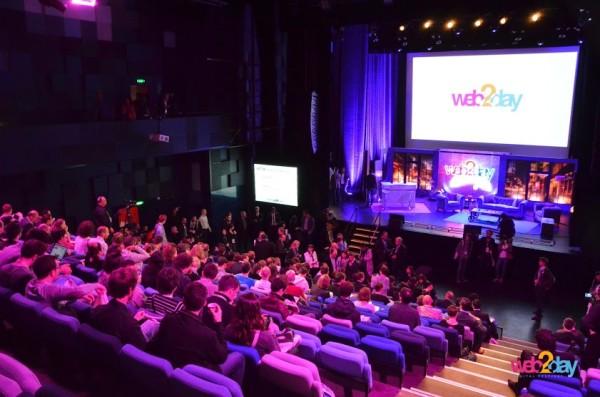 Web2day : le festival du numérique revient les 15, 16 et 17 juin à Nantes