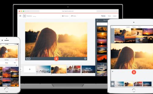 Adobe lance Spark  outil gratuit créer images vidéos réseaux sociaux