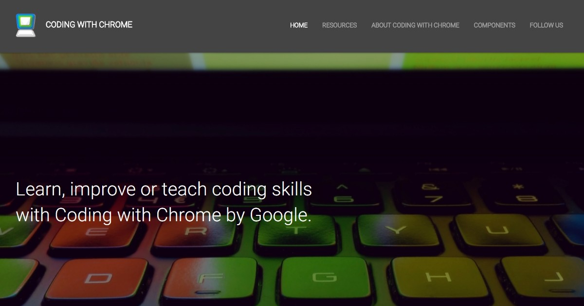 google lance 39 coding with chrome 39 pour apprendre coder blog du mod rateur. Black Bedroom Furniture Sets. Home Design Ideas