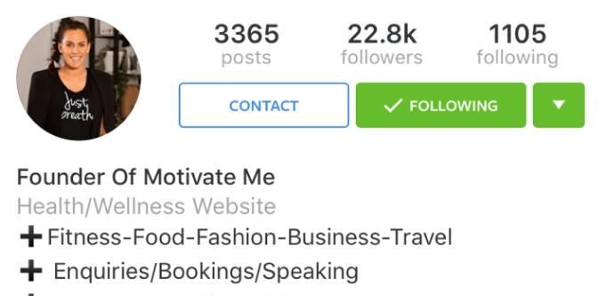 Instagram : premiers tests de pages pour les marques