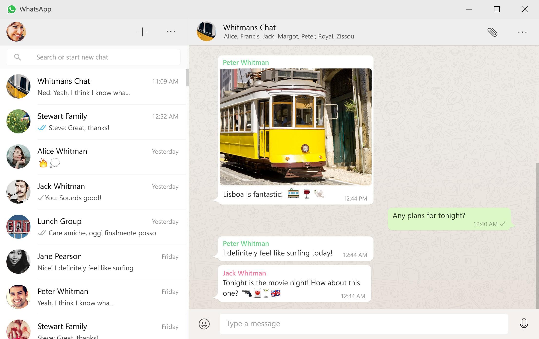 WhatsApp lance une application de bureau pour PC Windows et pour Mac