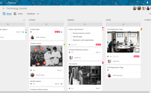 Microsoft Planner  nouvel outil organiser travail Office 365