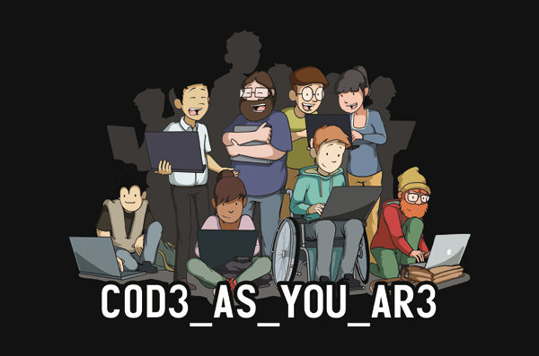 code-as-you-are