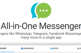 All-in-One Messenger une