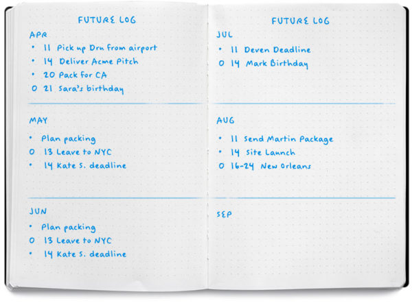 future-log