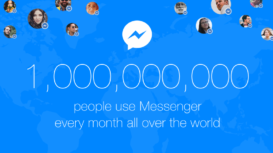 messenger-un-milliard