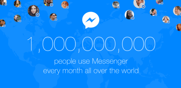 messenger-un-milliard