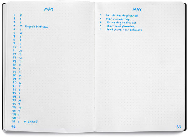 monthly-log