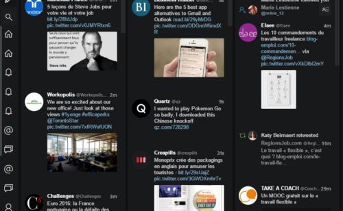 Tweeten   extension améliorer TweetDeck