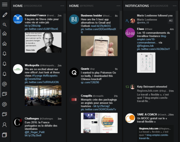 Tweeten : une extension pour améliorer TweetDeck - BDM
