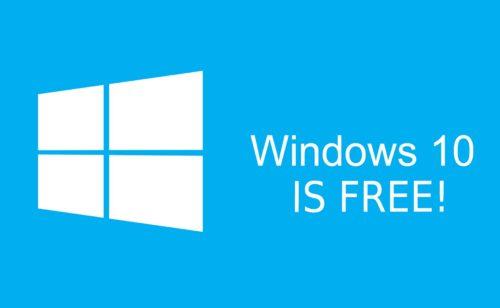 Windows 10   mise jour gratuite sera payante après 29 juillet