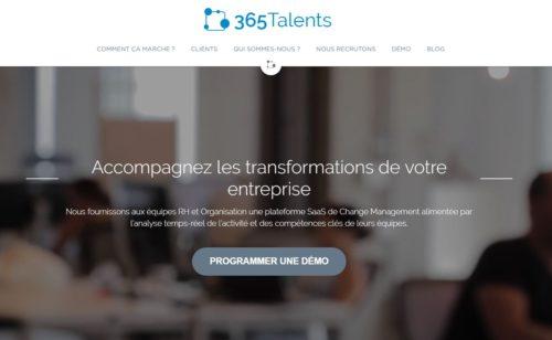 365Talents   outil détecter talents l'entreprise