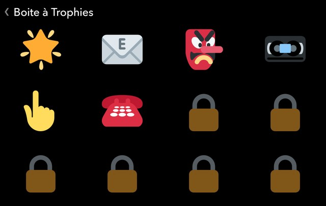 how to get snapchat trophies on android