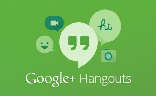 Hangouts Air vont disparaître Google+ profit YouTube Live