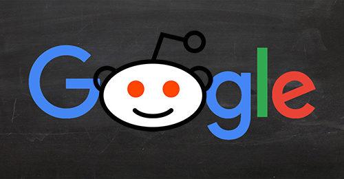 Google recrute Reddit améliorer reconnaissance vocale