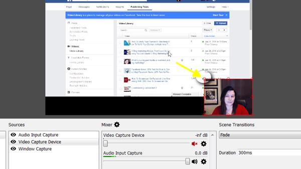 télécharger facebook live