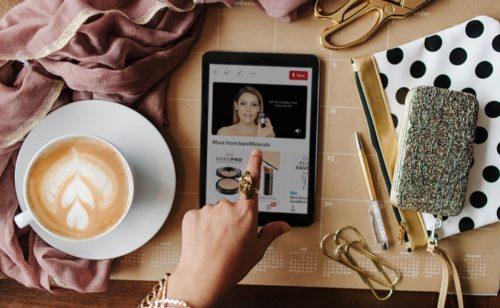 vidéos sponsorisées Pinterest