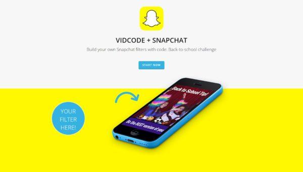 vidcode-snapchat