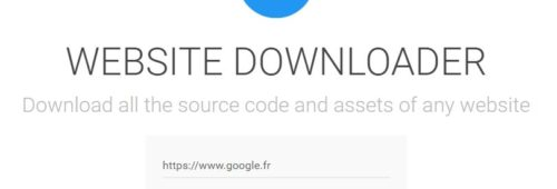 website-downloader