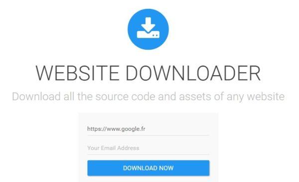 website-downloader