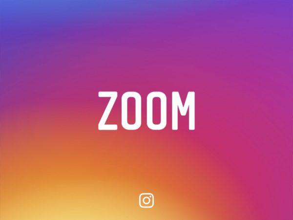 Instagram lance la fonctionnalité