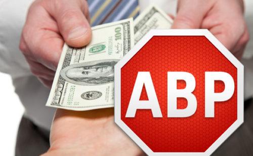 Adblock Plus va maintenant vendre publicité marketplace