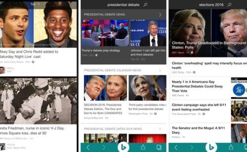 AMP   Bing rejoint l'initiative Google accélérer chargement pages web mobile