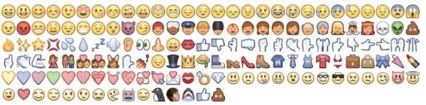 comment ins u00e9rer des emojis depuis un mac ou un pc windows