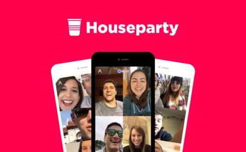 Houseparty  nouvelle app messagerie vidéo créateurs Meerkat rassemble déjà 1 million d'utilisateurs