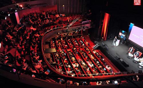 HUBFORUM   2 journées conférences transformation digitale (4 5 octobre Paris)