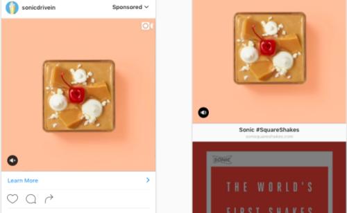Instagram améliore publicités objectifs conversion