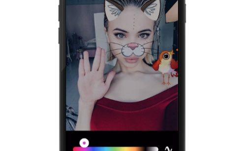 Telegram s'inspire Snapchat moderniser éditeur photos