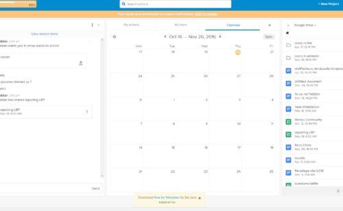 Hive   outil complet gratuit gestion projet collaboratif
