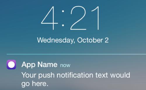 Facebook   nouveau format envoyer pushs ciblés utilisateurs d'apps